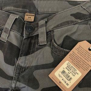 bb99d7a25e True Religion Jeans - True Religion Serena super skinny size 24